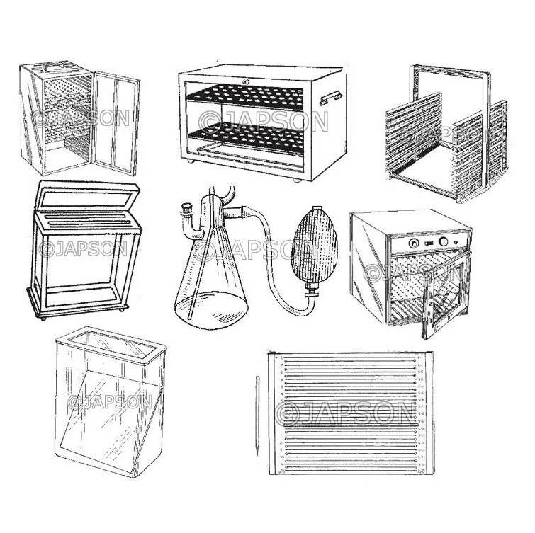Accessories For Thin Layer Chromatography Apparatus