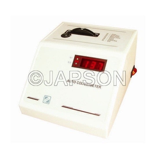 Photocolorimeter, Auto Zero, Digital, Table Model