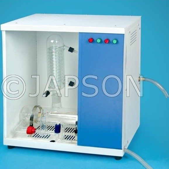 Automatic Water Distillation Equipment (Cabinet Model), Quartz Glass