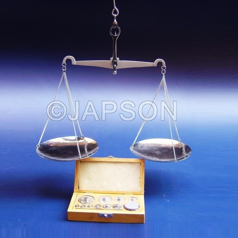 Balance, Double Pan General Purpose, Hanging Type