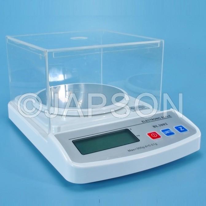 Balance, Electronic Balance 0.01-300gm