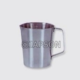 Beaker-Taper, Stainless Steel