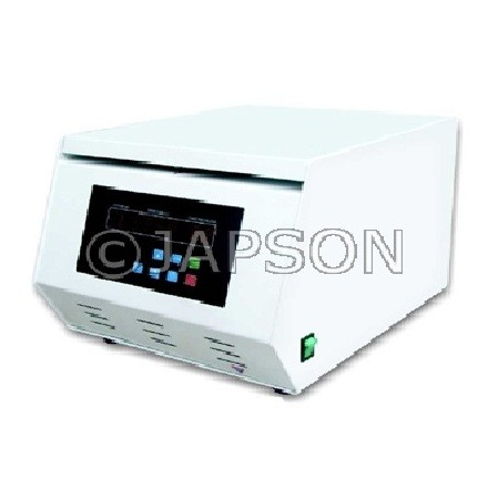 Bench Top Lab. Centrifuge (Brushless Motor), 5000 r.p.m