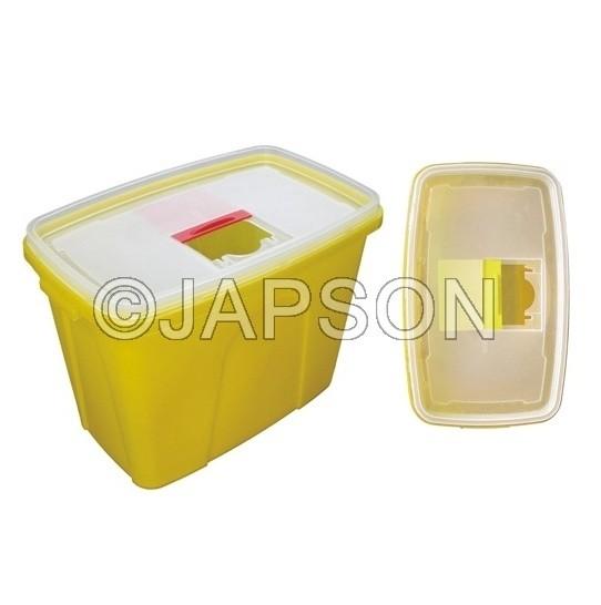 Biohazards Waste Container