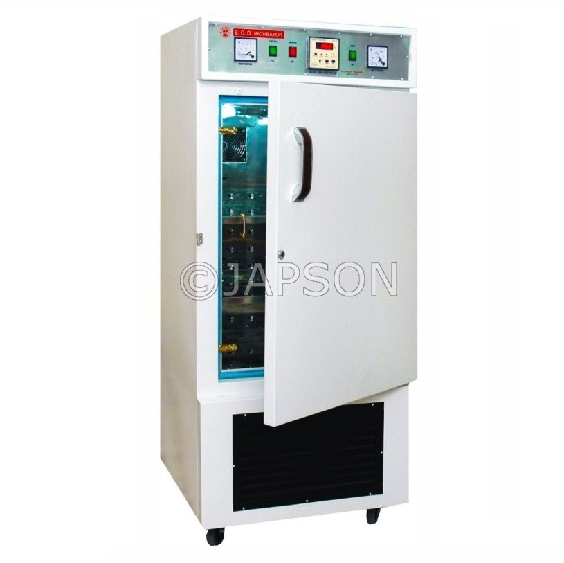 BOD Incubator, Stainless Steel Inside and Outside