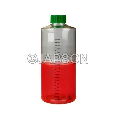 Bottles for Tissue Culture Filter Cap