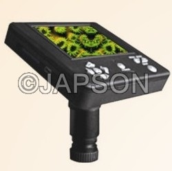 Camera Eyepiece with LCD Screen