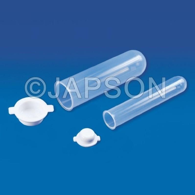 Centrifuge Tube, Round Bottom, Plastic