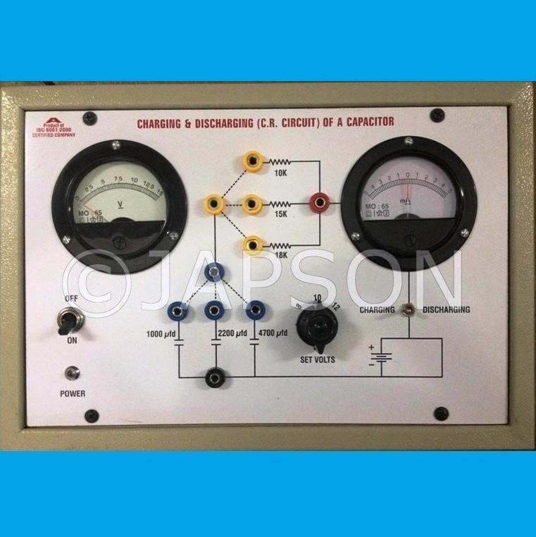 Charging & Discharging of Condenser