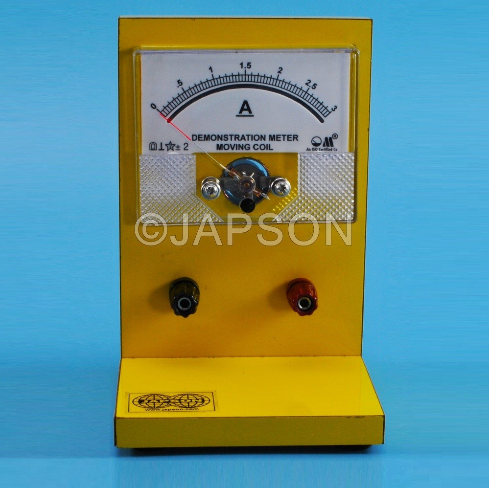 Demonstration Meter, Vertical