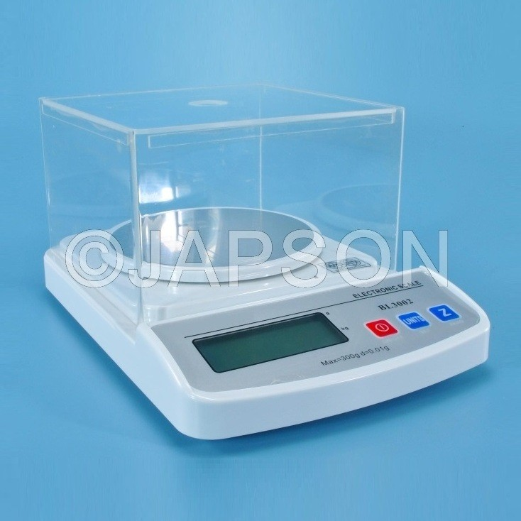Digital Electronic Weighing Balance, 300g, 0.01g, Economy