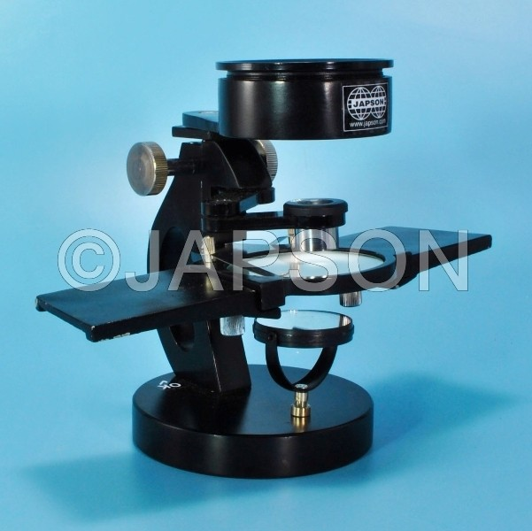 Dissecting Microscope, Entomological (Bull lens)