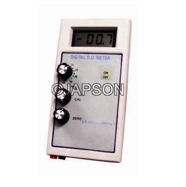 Dissolved Oxygen Meter, Digital, Portable