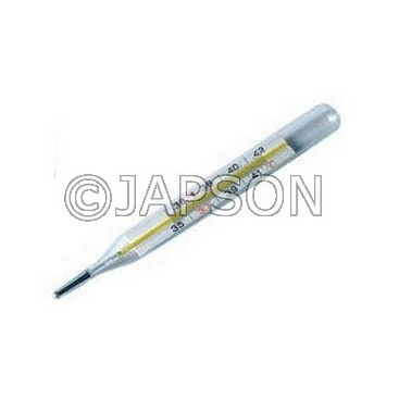 Flat Oval Thermometer