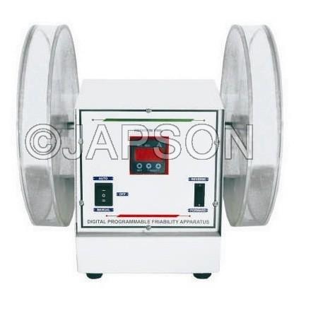 Friability Test Apparatus, Digital, Single Drum