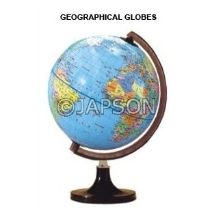 Geographical Globes, Superior