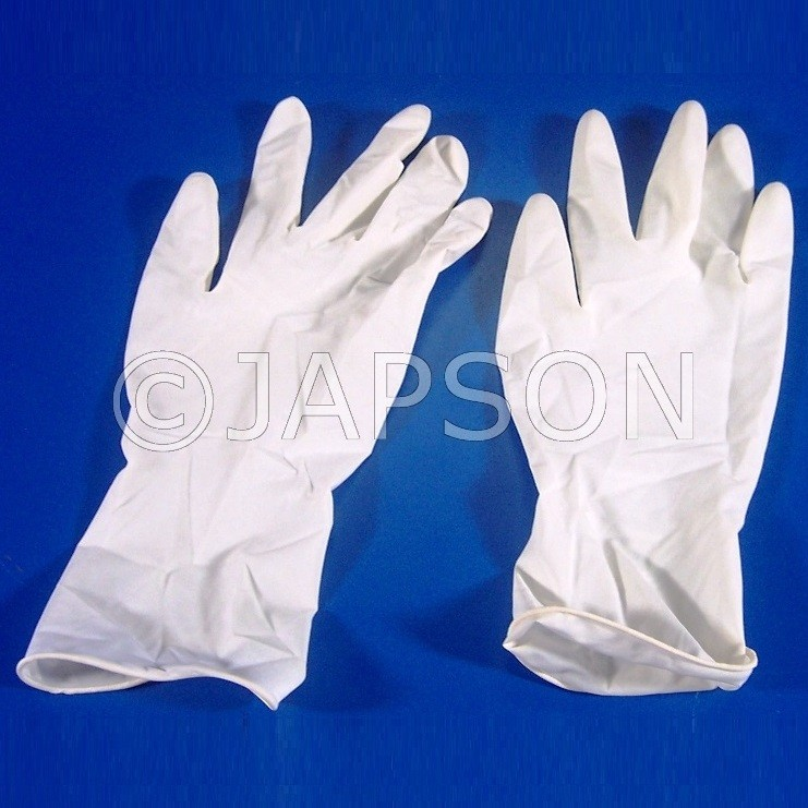 Gloves, Latex disposables