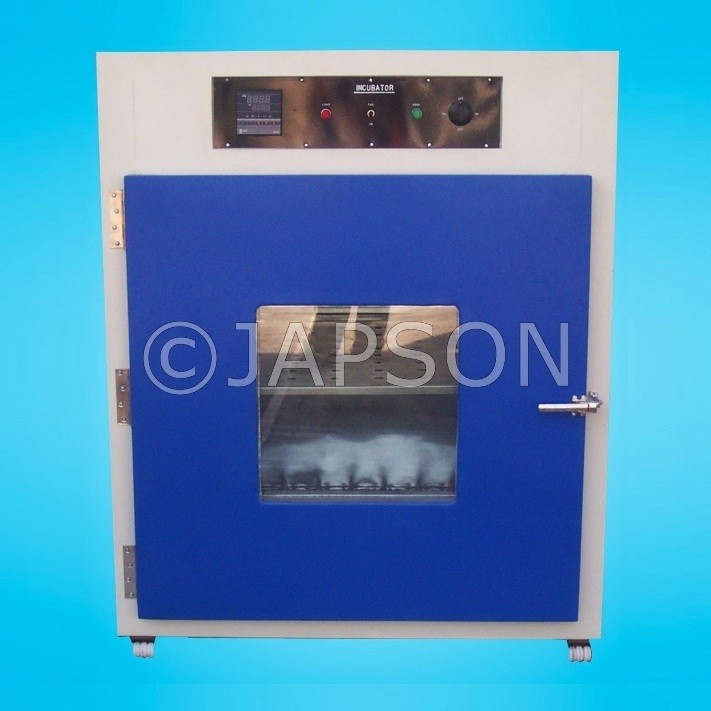 Incubator, Bacteriological, Memmert Type, Aluminium, Digital Temperature Controller with Fan