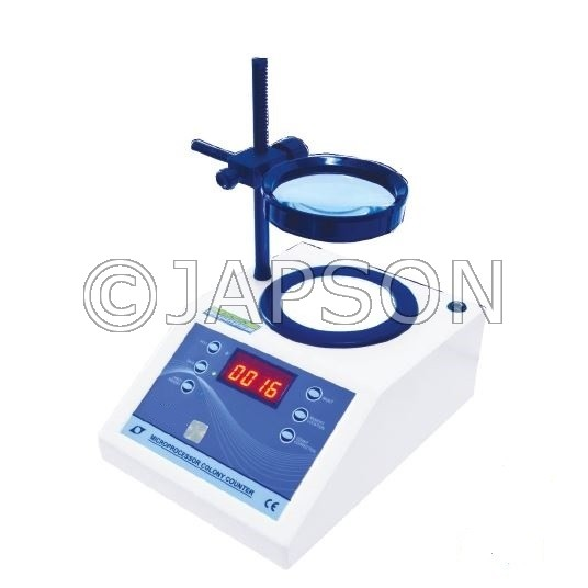 Microprocessor Colony Counter (3 Digit LED)
