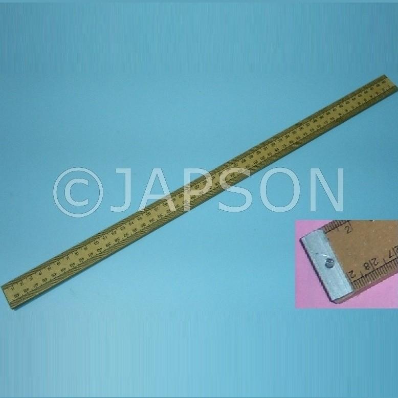 Meter Rule, Soft Wood, MDF