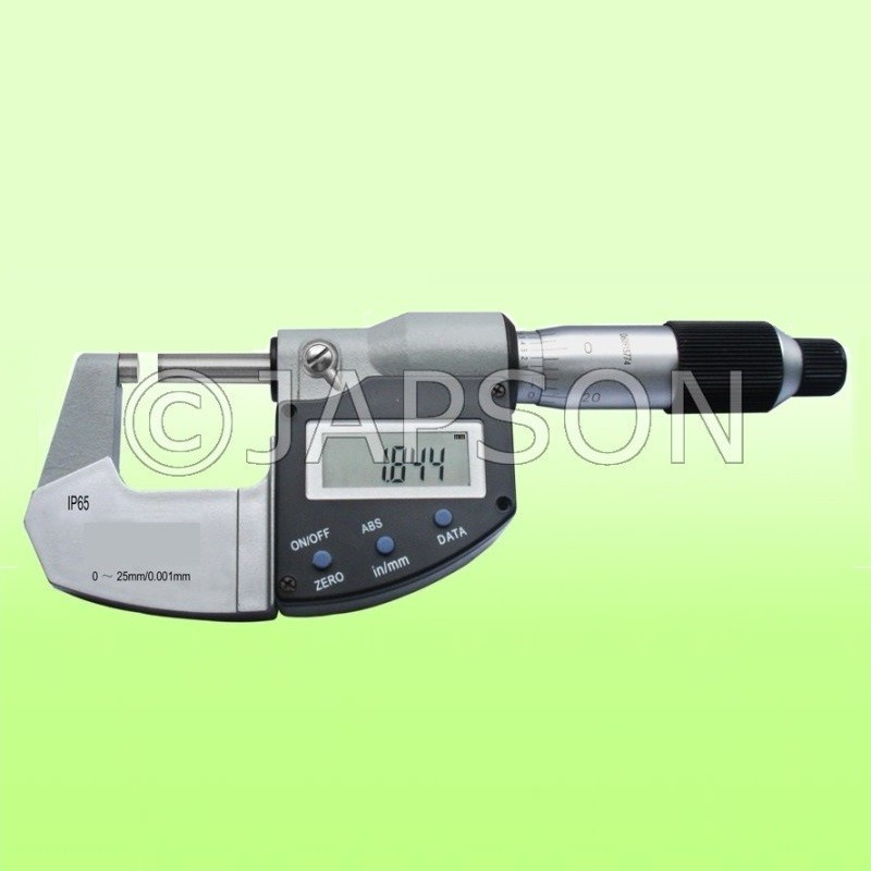 Micrometer Screw Gauge Digital