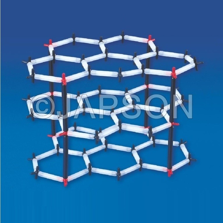 Molecular Model Set (Diamond/Graphite/Sodium Chloride)