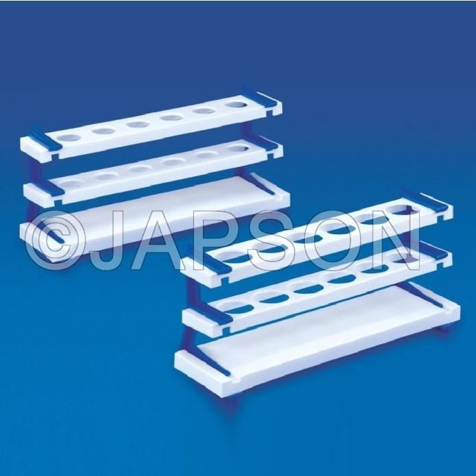 Nessler Cylinder Stand
