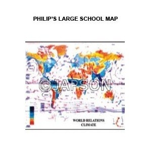 Philip School Map