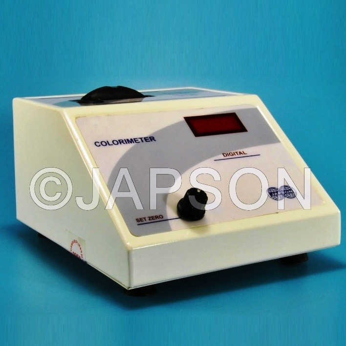 Photocolorimeter, 5 Filters, Digital, Table Model