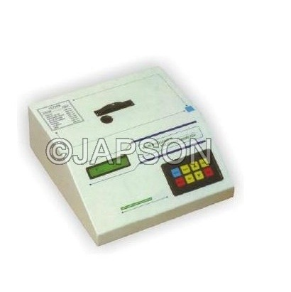 Photocolorimeter, 8 Filters, Microprocessor Based,Table Model