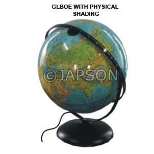 Physical Shading Globe