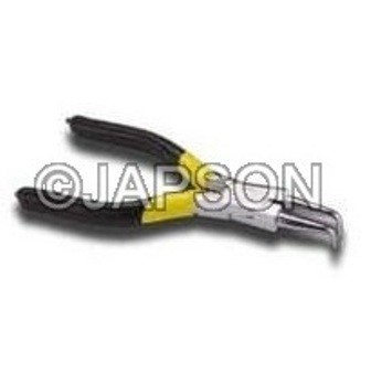 Plier, Cirlip, Internal Bent