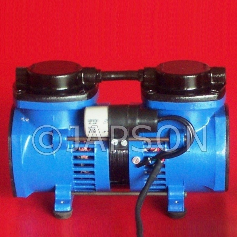 Portable Diaphragm Type Vacuum Pump cum Air Compressor, Oil Free, Light Weight