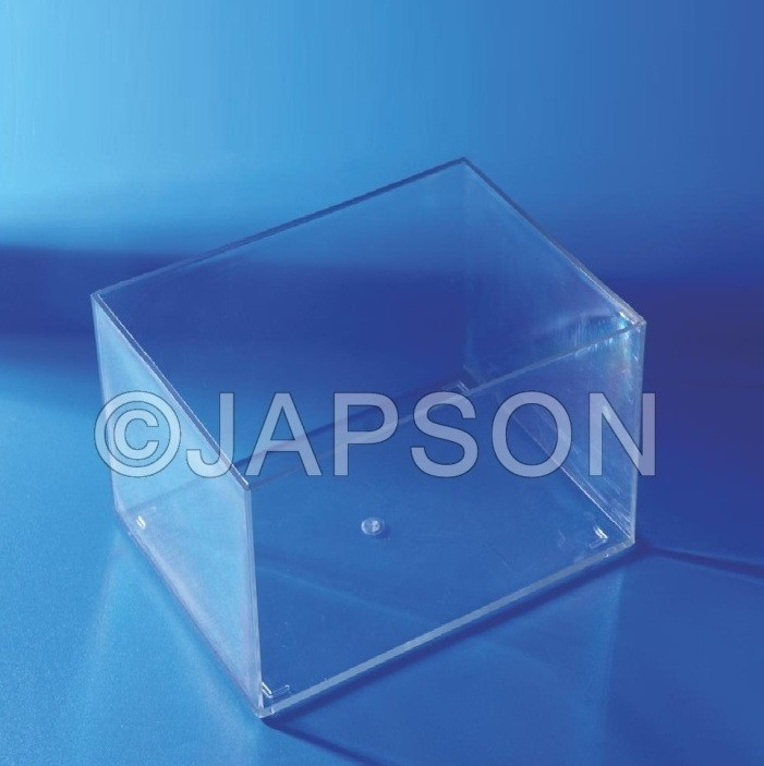 Rectangular Jar, Plastic