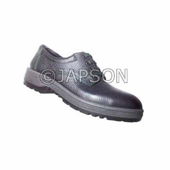 Safety Shoes with Direct Injection Polyurethane Sole