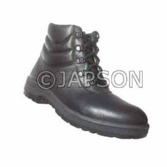 Safety Shoes with Direct Injection Polyurethane Sole, Executive