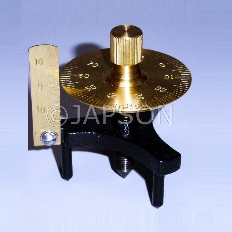 Spherometer-Disc Type