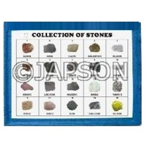 Stones Set, Collection of 20 Stones
