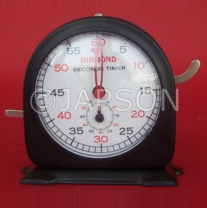 Stop Clock, Manual (Diamond)