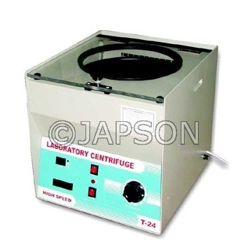 Table Top Centrifuge Machine High Speed - 20000 r.p.m.
