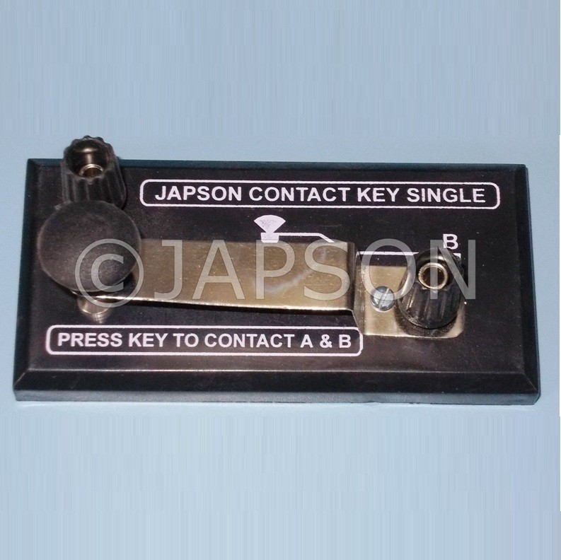 Tapping Key, One/Two Way