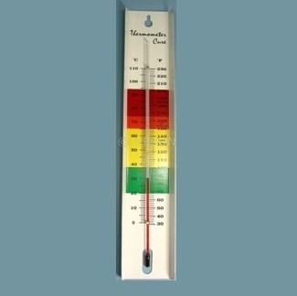 Tobacco Barn Thermometer