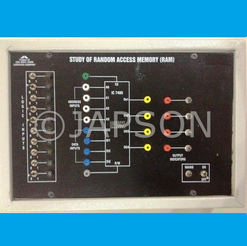 TTL IC Characteristics Apparatus Experiment Apparatus