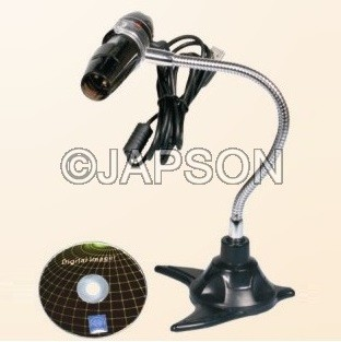 USB Hand Microscope with Stand