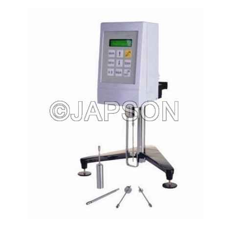 Viscometer, Microprocessor Based