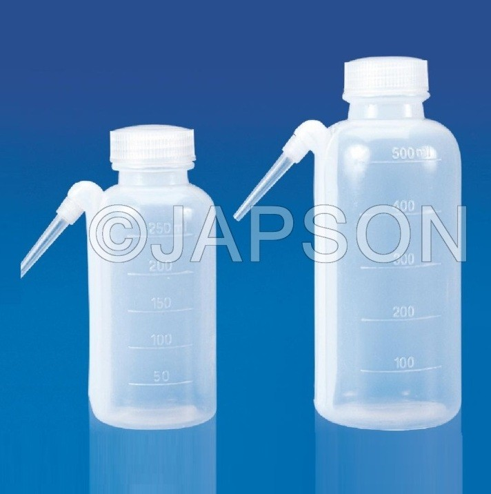 Wash Bottle (New Type), Plastic