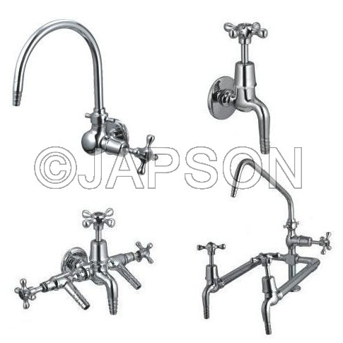 Water Tap, Wall Type