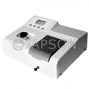 Visible Spectrophotometer (Microprocessor Based)