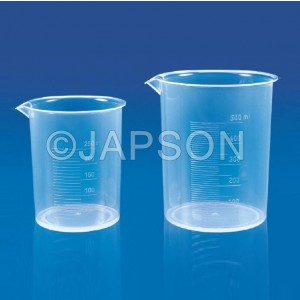 Beakers (Regular, PP)