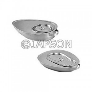 Bed Pan, Stainless Steel